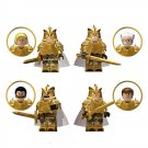 Kingsguard Jaime Lannister Barristan Sellmy minifigures Game of Thrones Lego Compatible Toys