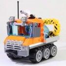 City Arctic Ice Crawler LEGO Compatible Building Toy