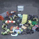 America Delta Force Soldiers minifigures Lego Military sets Compatible Toy