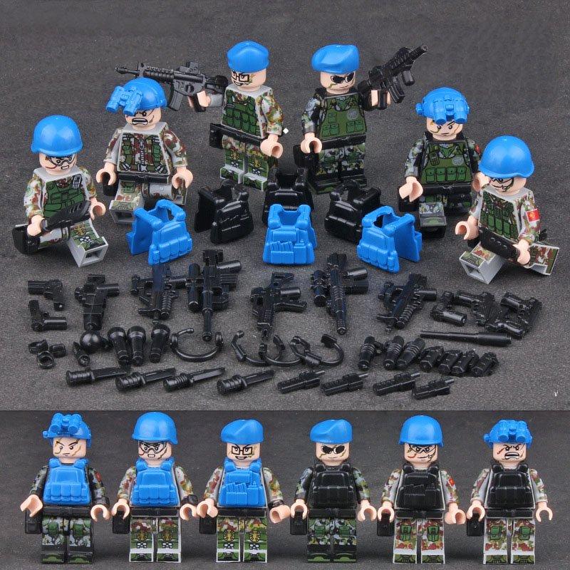 lego united nations instructions