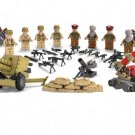 Afghanistan War 1979 Soviets Afghan soldiers Minifigures Military sets Lego Compatible Toy
