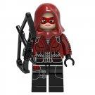 Emiko Queen Minifigures Green Arrow TV Lego Compatible Toy