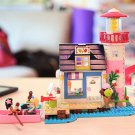 Heartlake Lighthouse Instructions, Friends sets Lego Compatible Toy