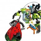 Hero Factory Breez Flea Machine Building Set Lego Compatible Toy