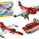Propeller Adventures Instructions Lego City Compatible Toy