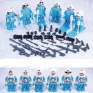 Military sets Snow leopard special corps Minifigures Lego Compatible Toys