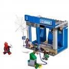 Spider-Man ATM Heist Battle Marvel Super Heroes  Lego Compatible Toys