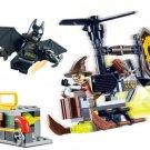 Scarecrow Fearful Face Batman Movie Lego Compatible Toys
