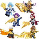 Athena Mythology Watchmen Minifigures Lego Compatible Toys
