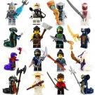 Phantom Ninjago Lloyd Basilisk Minifigures Lego Compatible Toys