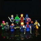 2018 Avengers Infinity War Super Hero Minifigures Lego Compatible Toys