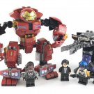Hulkbuster Minifigures Avengers 3 Infinity War Lego Compatible Toys