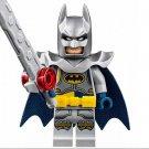 Excalibur Batman Instructions minifigures Lego 71344 Compatible Toys