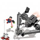 Reloading Batman fighters war Superman minifigures Lego Compatible Toys