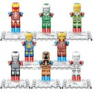 Iron Man minifigures avangers infinity war Lego Compatible Toys