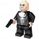 The Punisher Minifigures Avengers Sanctum Sanctorum Showdown Lego Compatible Toys