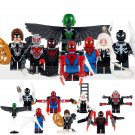 Spiderman Spider-Man Vulture minifigures Lego Beware the Vulture Compatible Toys