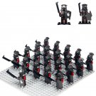 The Hobbit The Desolation of Smaug Army Group minifigures Lego Compatible Toys