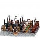 Ewok Village army minifigures Lego Star Wars 10236 Compatible Toys