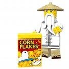 Master Wu minifigures Ninjago sets lego Compatible Toys
