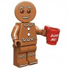 Gingerbread Man Minifigures Lego Minifigures Series 11 Compatible Toys