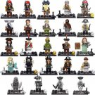 Silent Mary Minifigures Pirates of the Caribbean Lego Compatible Toys