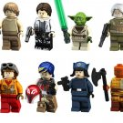 Solo A Star Wars Story Characters and Minifigures Lego Compatible Toy