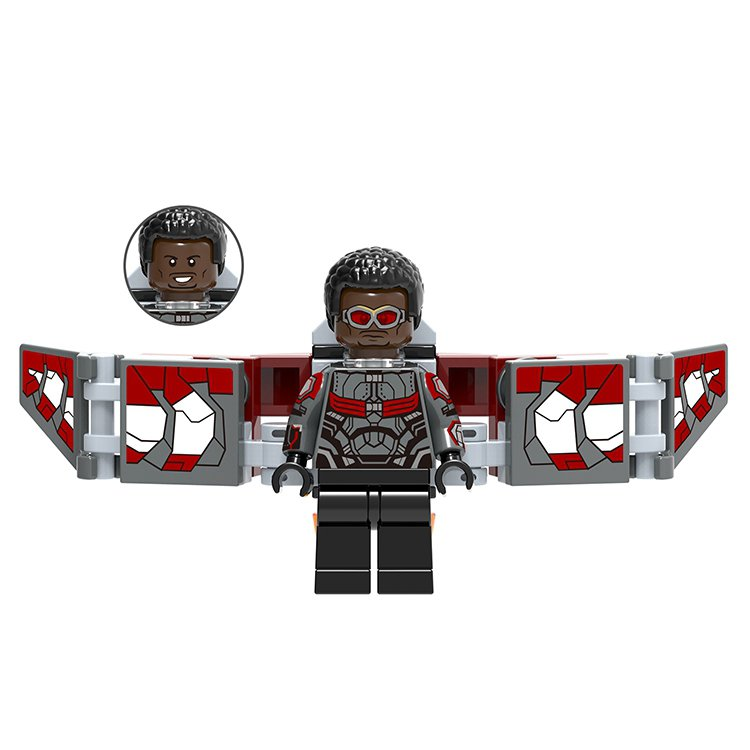 Avengers Infinity War Falcon Minifigures Lego Super Heroes