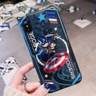Marvel Super Heroes iPhone 8 plus Case Captain America iPhone 8 Plus Cases