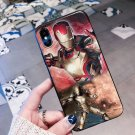 Movie Characters iPhone 8 Case Iron Man iPhone 8 Cases Avengers 3 iPhone 8 Cases
