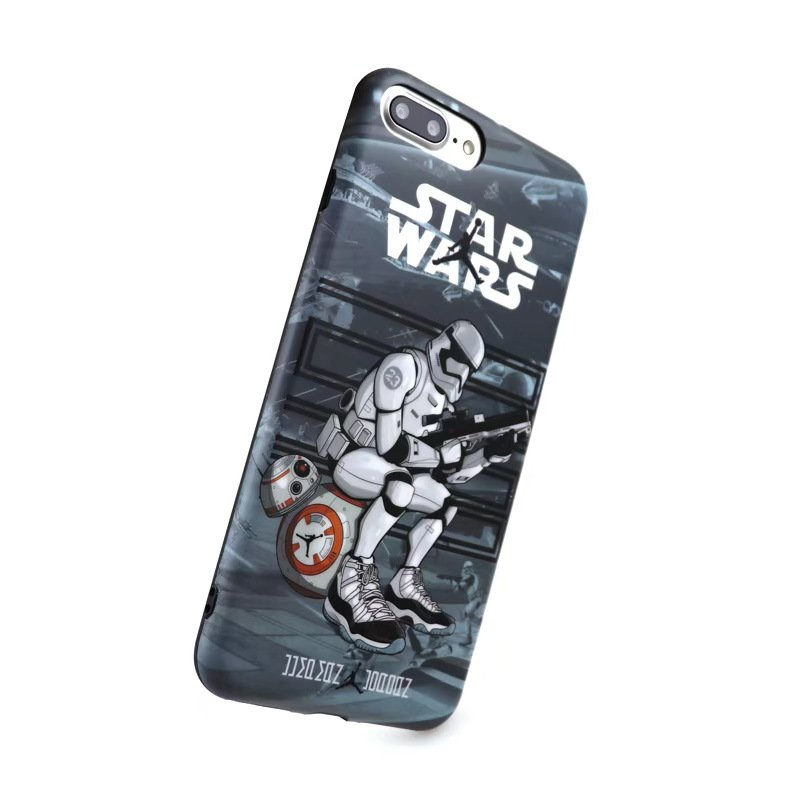 Solo A Star Wars Story iPhone 8 Case First Order Snowtrooper iPhone 8 Cases