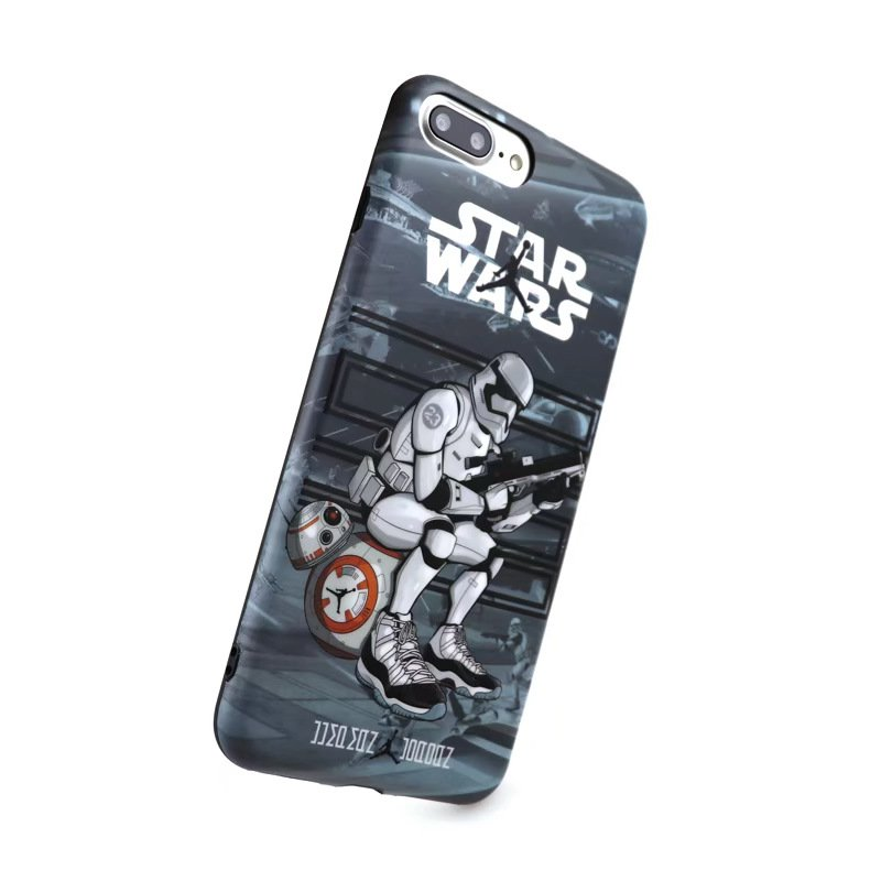 Star Wars iPhone X Cases Clone Trooper Snowtrooper iPhone X Cases
