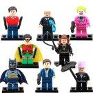 Batman Joker Minifigures DC Super Heroes Lego Minifigures Compatible Toy