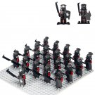 The Hobbit The Battle of the Five Armies Orc Army Group minifigures Lego Compatible Toys