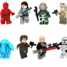 Star Wars Minifigures Solo A Star Wars Story Lego Minifigures Compatible Toy