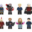 Comic sets Marvel Avengers Super Heroes Minifigures Lego Compatible Toy