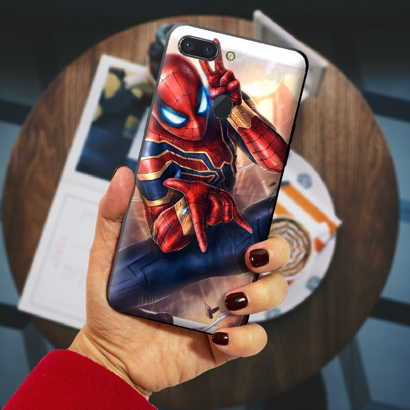 Spider Man iPhone X Cases Avengers Super Heroes iPhone X Case