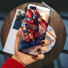 Spider-Man iPhone 7 Plus Cases Avengers Infinity War iPhone 7 Plus Cases