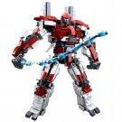 2018 Pacific Rim Uprising Guardian Bravo Mark VI building block Lego Compatible Toy