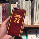 Lakers No. 23 iPhone 8 Plus Cases LeBron James No. 23 iPhone 8 Plus Cases