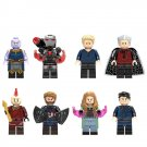 Super Heroes Avengers Infinity War Minifigures Lego Compatible Toy