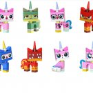 Unikitty Minifigures TV Series Le go Compatible Toy