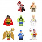 Justice League 2 Characters and Minifigures DC Super Heroes Lego Compatible Toy