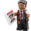 James Gordon Minifigures Batman Movie Lego Minifigures Compatible Toy