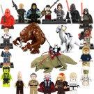 22 pcs Star Wars sets Obi-Wan Emperor Palpatine Shadow Guard Minifigures Lego Compatible