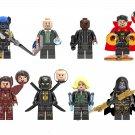 New Avengers Building Block Toy Proxima Midnight Iron Man Minifigure Lego Superhero Compatible