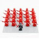 Kylo Ren & Elite Praetorian Guard Minifigures Compatible Lego Toy Star Wars stes