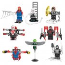 Spider-Man building block Toy Spider-Man Minifigures Compatible Lego Super Heroes Minifigures