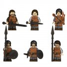 Winterfell Minifigures Game of Thrones Building block Toy Compatible Lego Minifigures