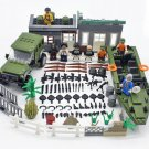 Playerunknown's Battlegrounds building block Toy Military soldiers minifigures Lego Compatible